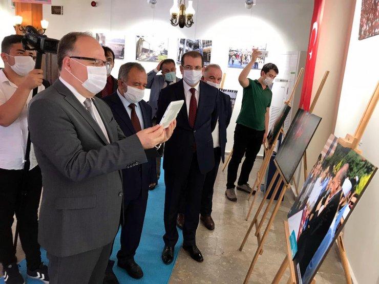 Zonguldak'ta '15 Temmuz Milli İrade Fotoğraf Sergisi'