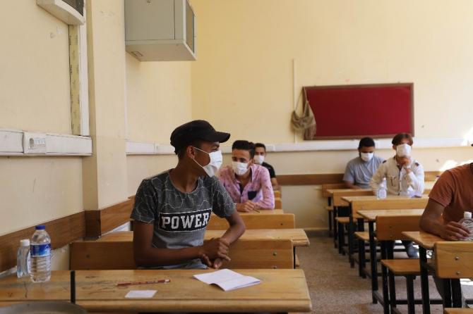 Suriyeli öğrencilere hijyen paketi dağıtıldı