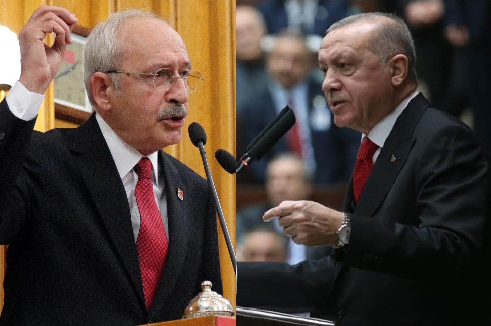 Kılıçdaroğlu,Cumhurbaşkanı Erdoğan'a tazminat ödeyecek