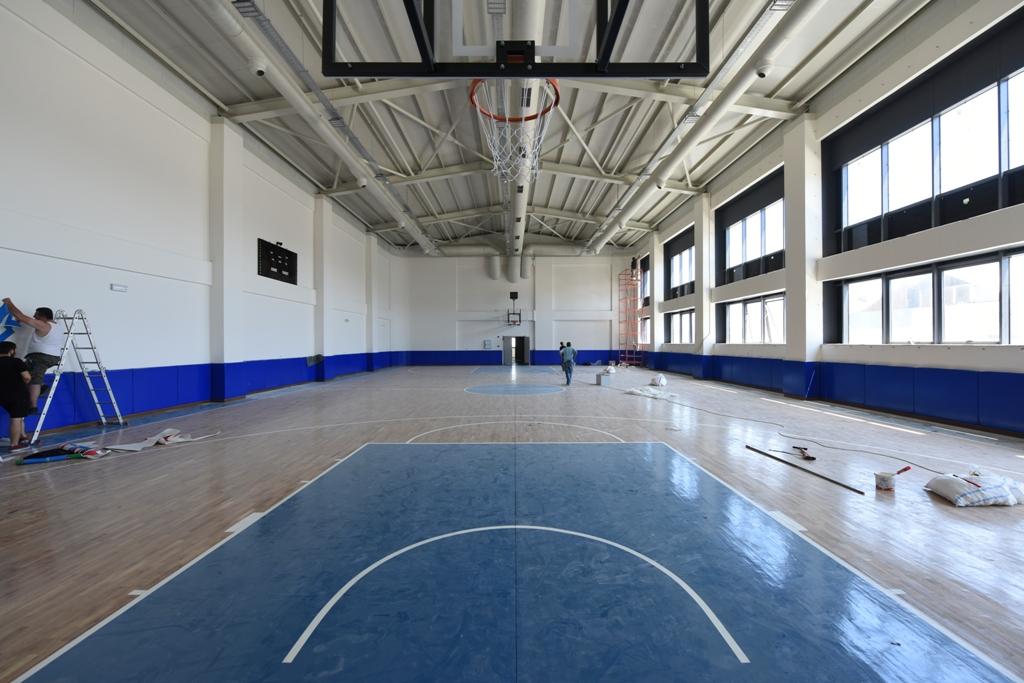 Kavakpınar Spor Kompleksi yakında Pendik'te hizmete açılacak!