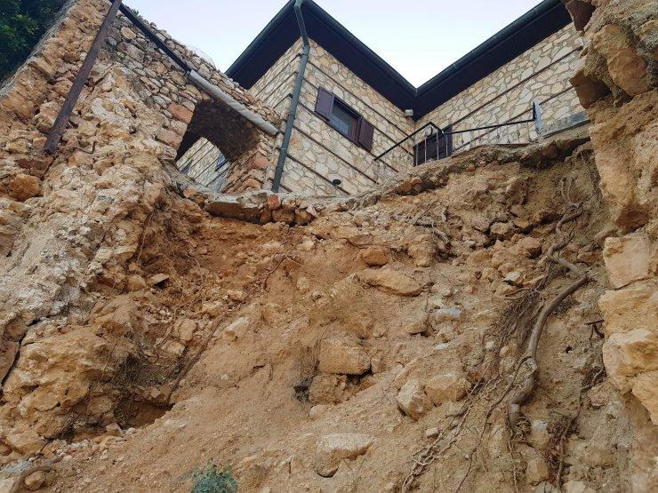 Avusturyalı Godina'nın tahrip ettiği tarihi surlarda restorasyon süreci bekleniyor