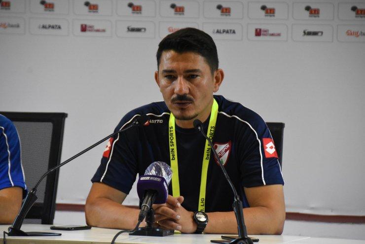 Eskişehirspor - Boluspor maçının ardından