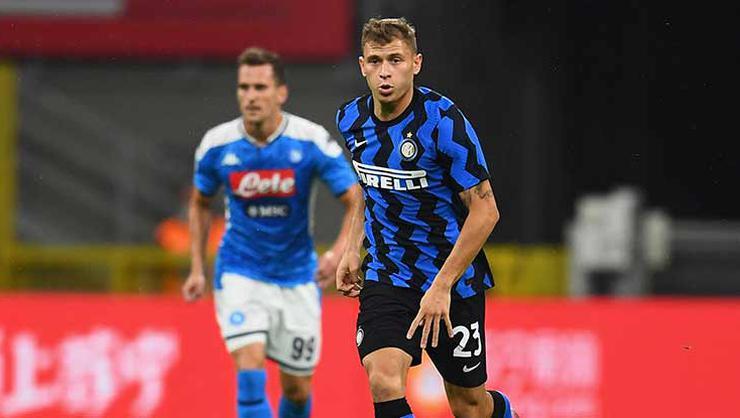 Inter, Napoli'yi kayıpsız geçti: 2-0