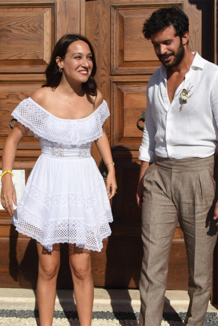 Sevindirici haber geldi! Barış Arduç ve Gupse Özay evlendi!