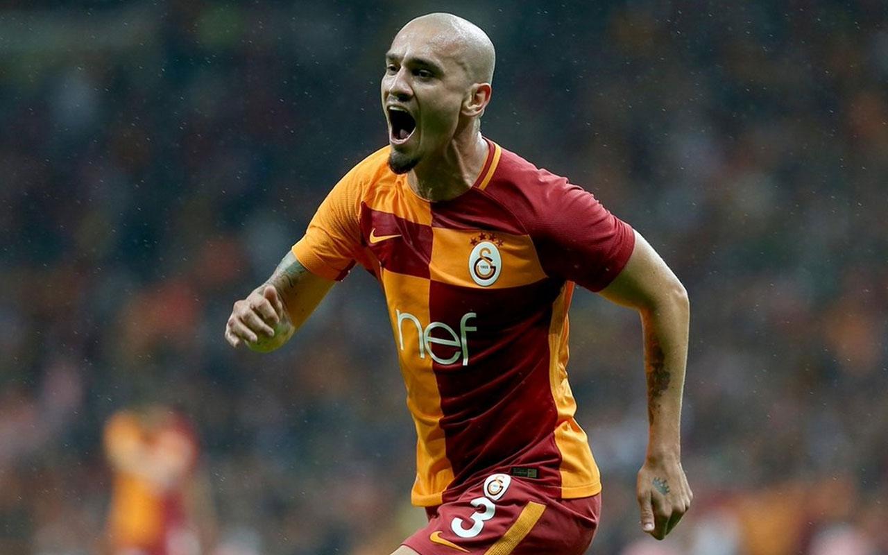 Galatasaray Maicon ile yollarını ayırdı!