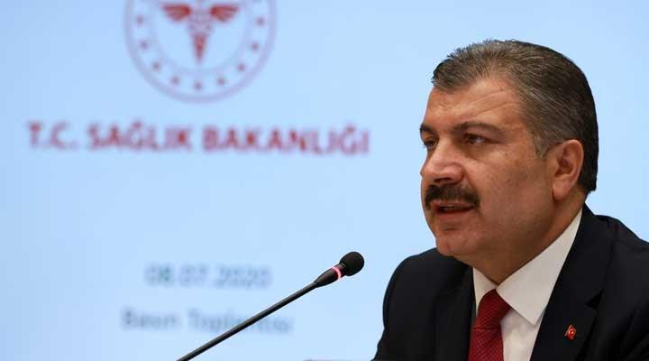 Sağlık Bakanı Koca uyardı: 'Yeniden ciddi kısıtlamalar getirmeden vatandaşlarımız rehavetten kurtulsun'