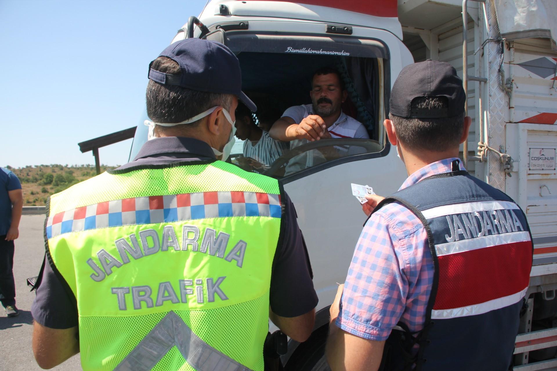 Kuzey Marmara Otoyol'unda denetimler sıkı