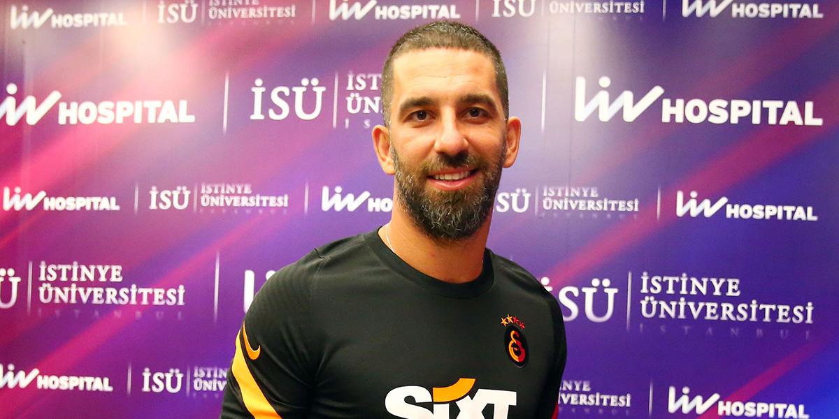 Galatasaray, Arda Turan transferini KAP'a bildirdi! İşte Arda Turan'ın alacağı ücret...