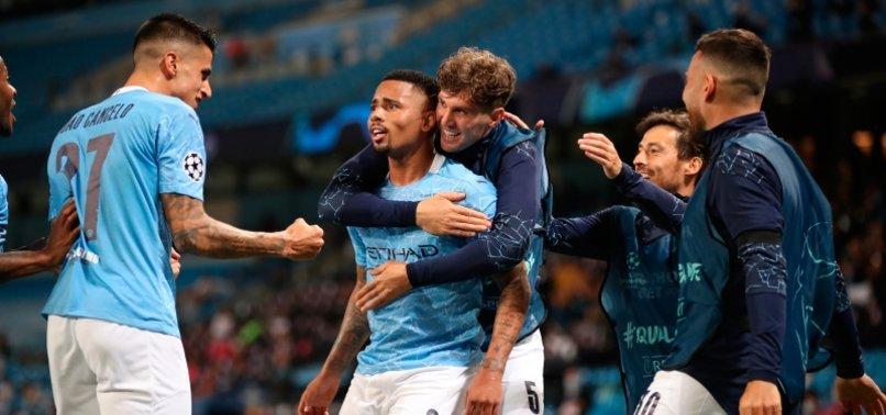 Manchester City, Real Madrid'i geçerek turladı: 2-1