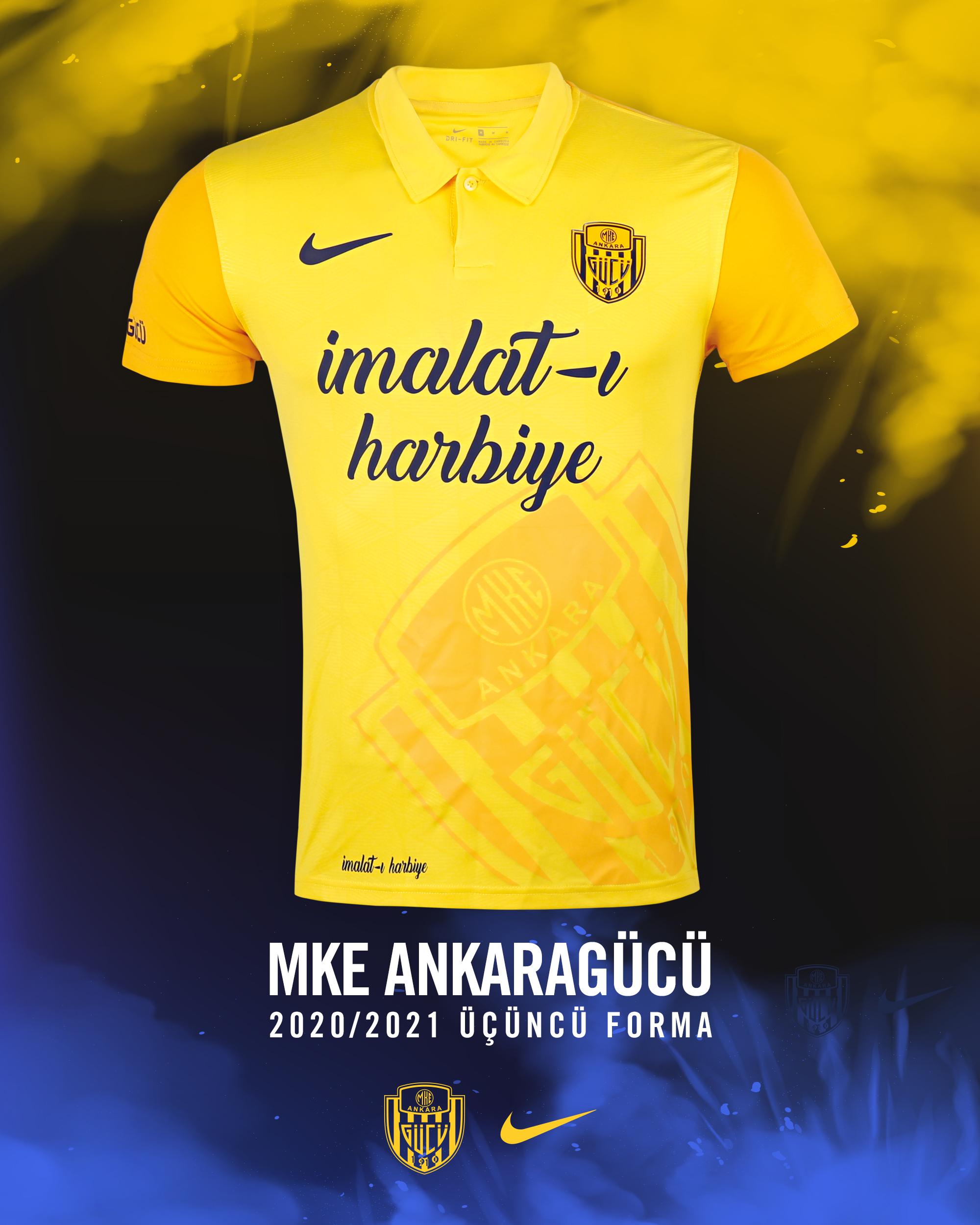 Ankarag U00fcc U00fc Yeni Sezon Formalar U0131 Sat U0131 U015fa Sunuldu Ankarag U00fcc U00fc
