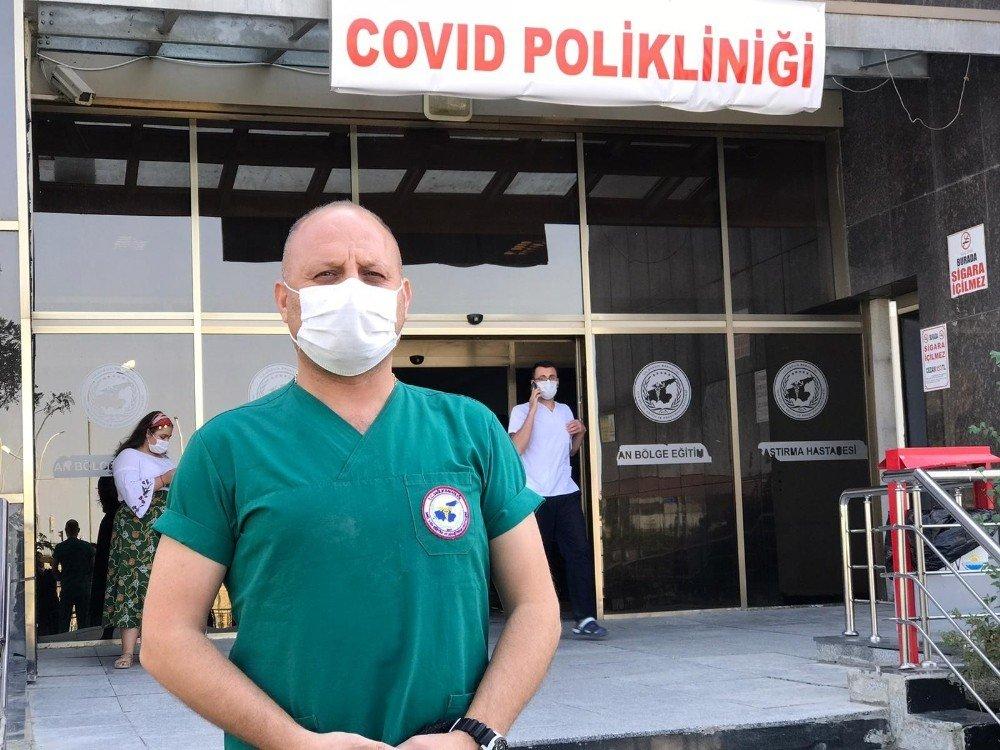 Van'da artan vaka sayısı üzerine yeni poliklinikler hizmete sunuldu