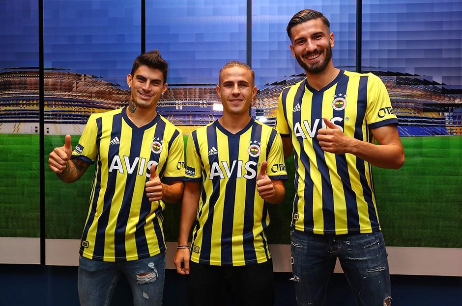 Fenerbahçe, transferde gövde gösterisi yaptı!