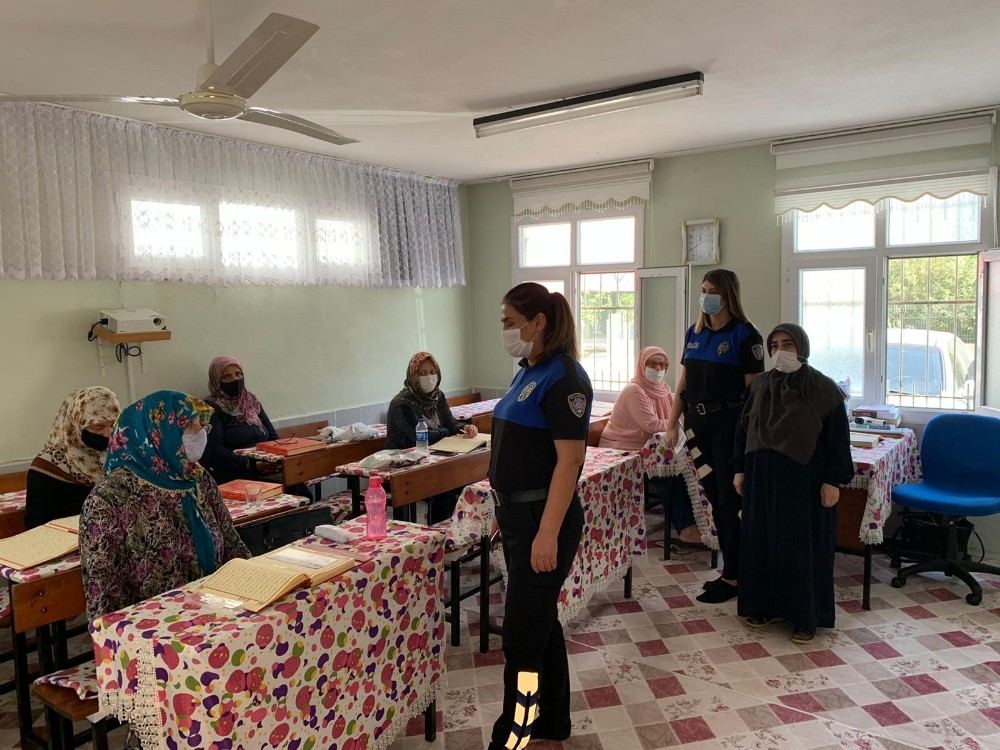 Adana'dan yeni proje En iyi narkotik polisi: anne