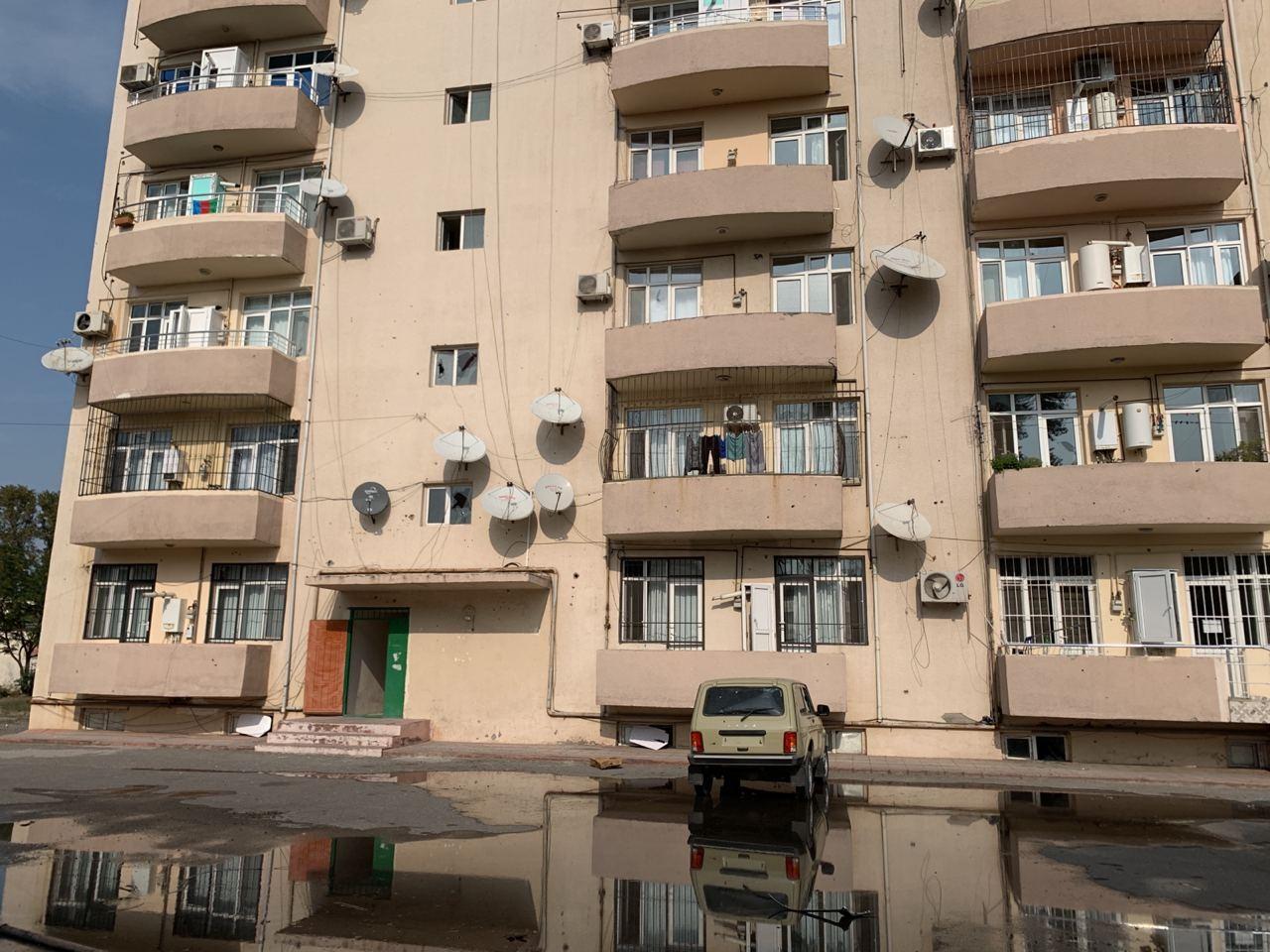 Katil Ermenistan, Azerbaycan'ın Berde kentini vurdu: 2 ölü, yaralılar var