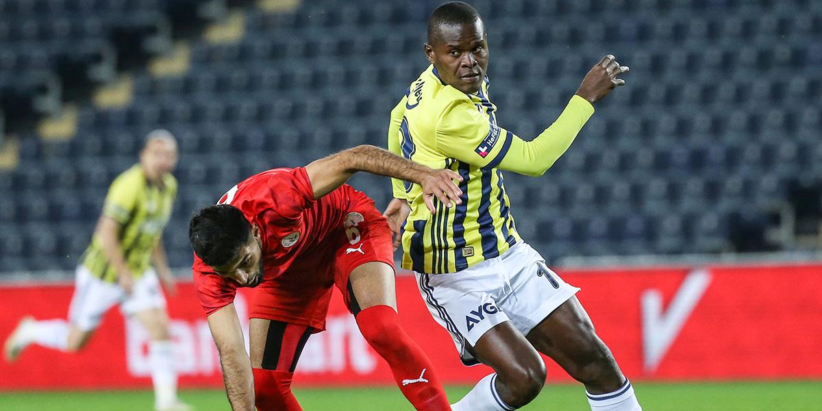 Fenerbahçe 4 - 0 Sivas Belediyespor   MAÇ SONUCU