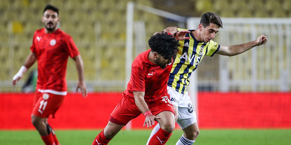 Fenerbahçe 4 - 0 Sivas Belediyespor | MAÇ SONUCU
