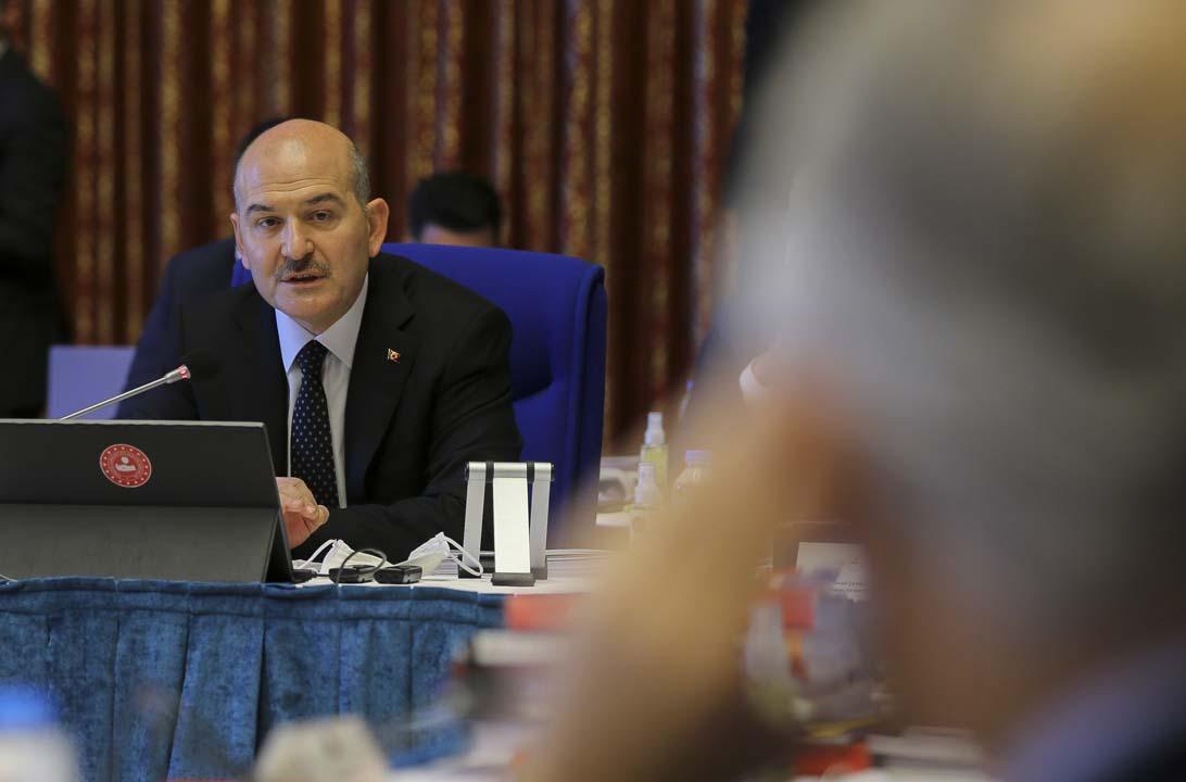 Bakan Soylu bütçe görüşmelerinde konuştu: Türkiye terörle mücadelede tünelin ucuna yaklaşmıştır