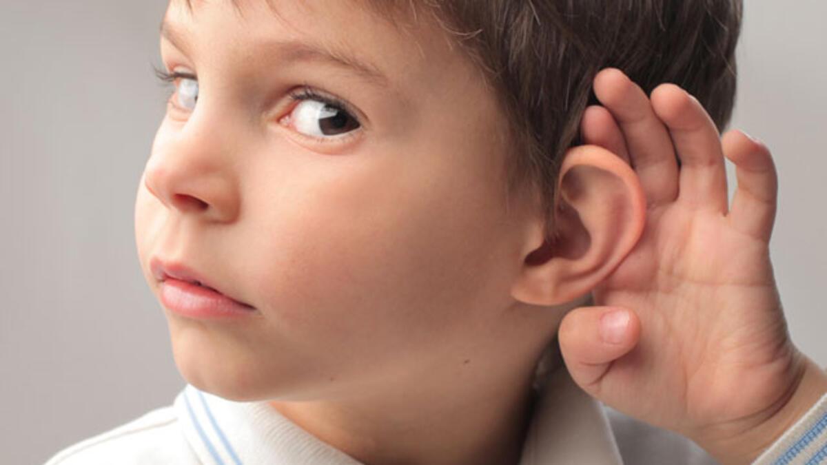 Çoçuklarda kulak ağrısı nedenleri | Çoçuklarda kulak ağrısı nasıl geçer? Neden olur? Ne iyi gelir?