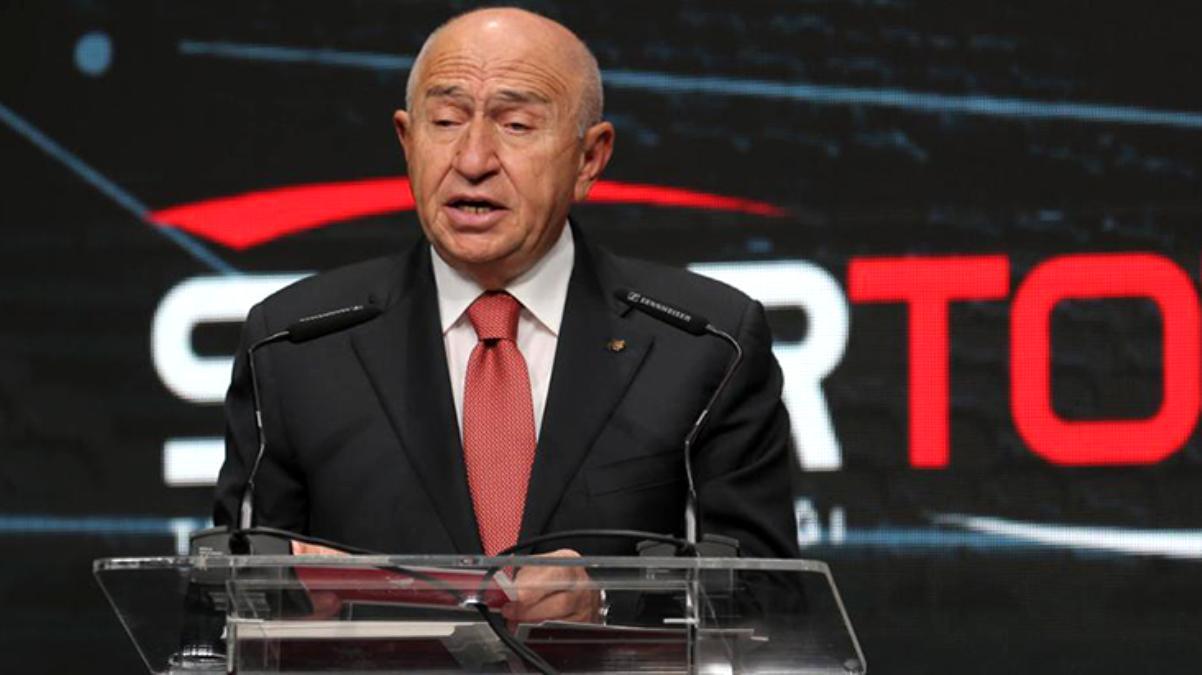 TFF Başkanı Nihat Özdemir Süper Kupa finalini Katar'da oynatmayı planlıyoruz