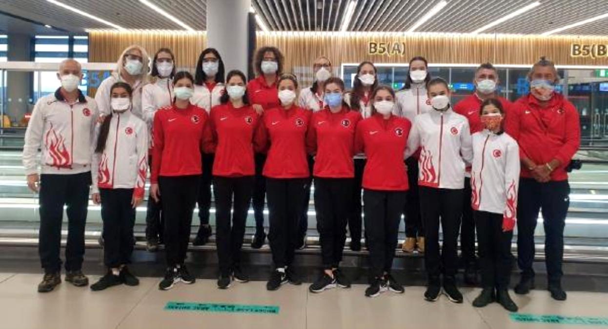 Kadın Ritmik Cimnastik Grup Milli Takımından Avrupa şampiyonluğu!