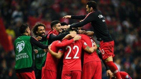 A Milli Takım 2022 Dünya Kupası Avrupa Elemeleri rakipleri kim oldu?