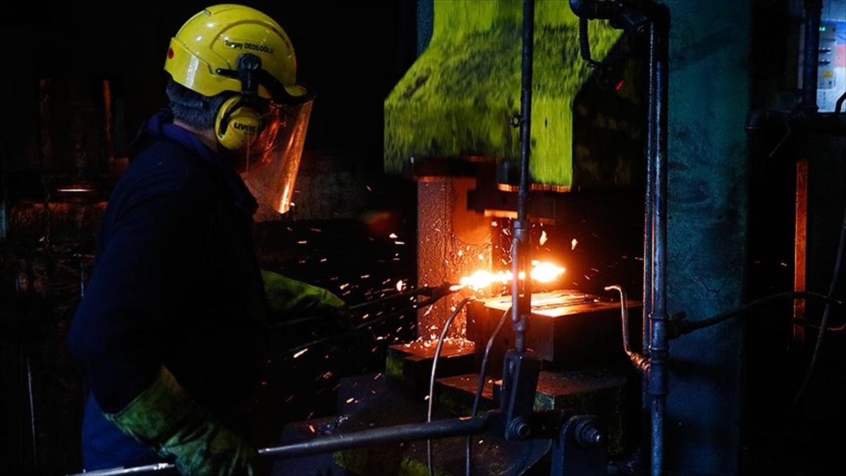 Sanayi üretim endeksi yükselişte: Ekimde yüzde 1,1 arttı!