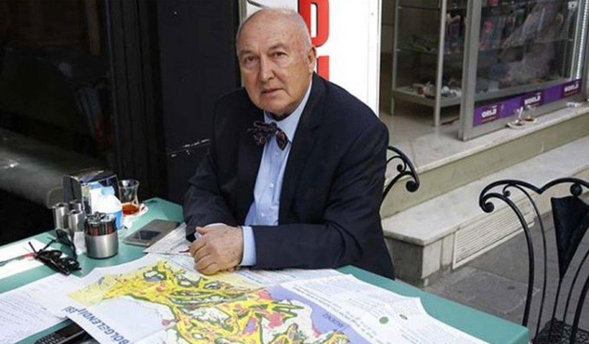 Prof. Dr. Övgün Ahmet Ercan, İstanbul depreminin büyüklüğünü açıkladı, risk altındaki illeri tek tek saydı