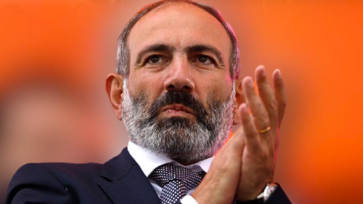 Ermeni Başbakan Paşinyan'dan olay yaratacak açıklama: İstifaya hazırım!