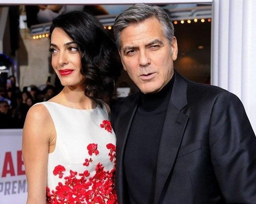 Dünyaca ünlü oyuncu George Clooney ile Amal Clooney boşanıyor mu?