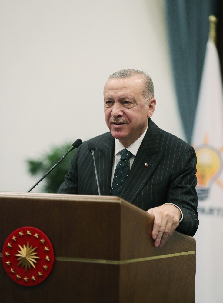 Cumhurbaşkanı Erdoğan: 2023 seçimlerini kazanacağız, Cumhur İttifakı yarınlara yürüyecek!