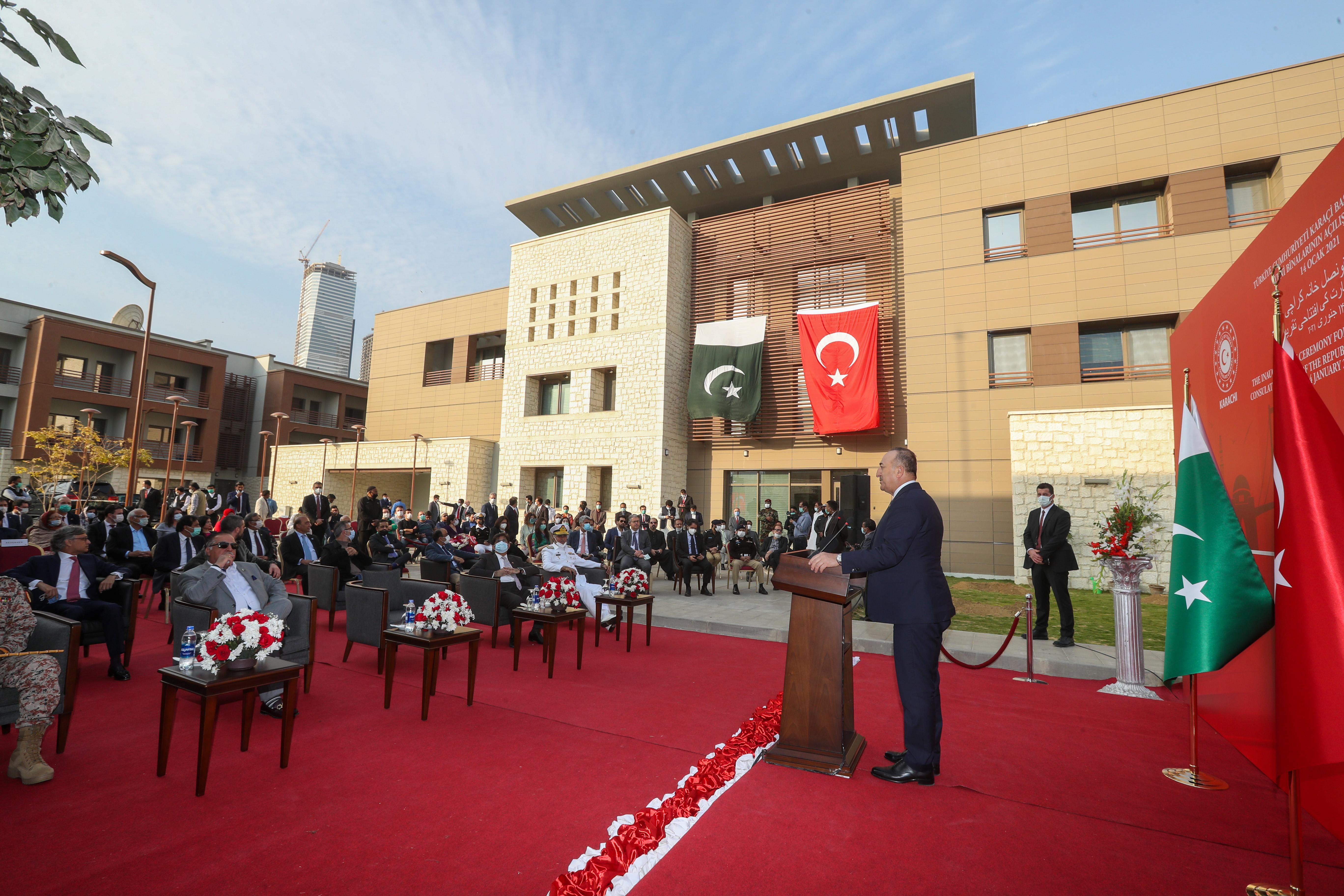 Bakan Çavuşoğlu: Pakistan'la bağ ve işbirliğimizi güçlendireceğiz!