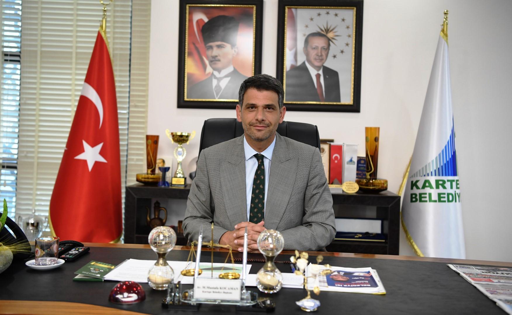 Kartepe Belediye Başkanı Mustafa Kocaman