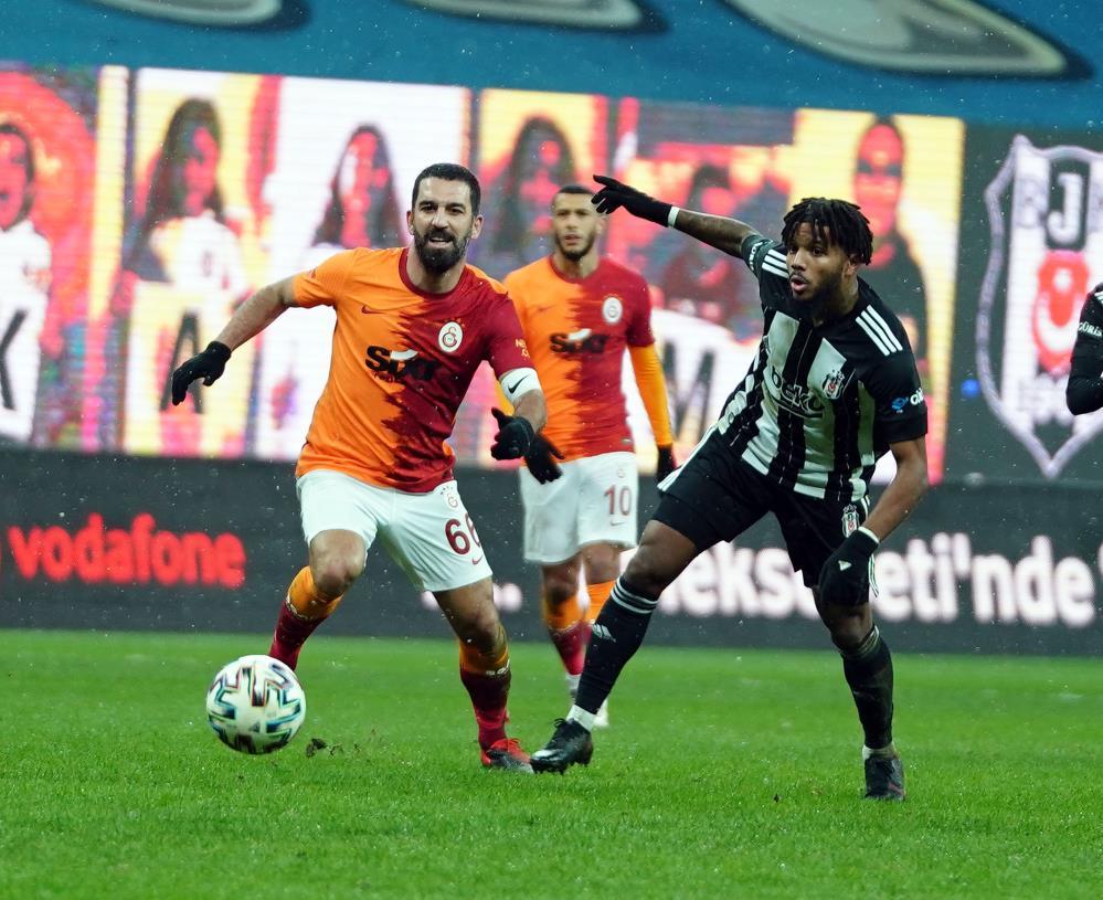 Beşiktaş 2 - 0 Galatasaray | MAÇ SONUCU