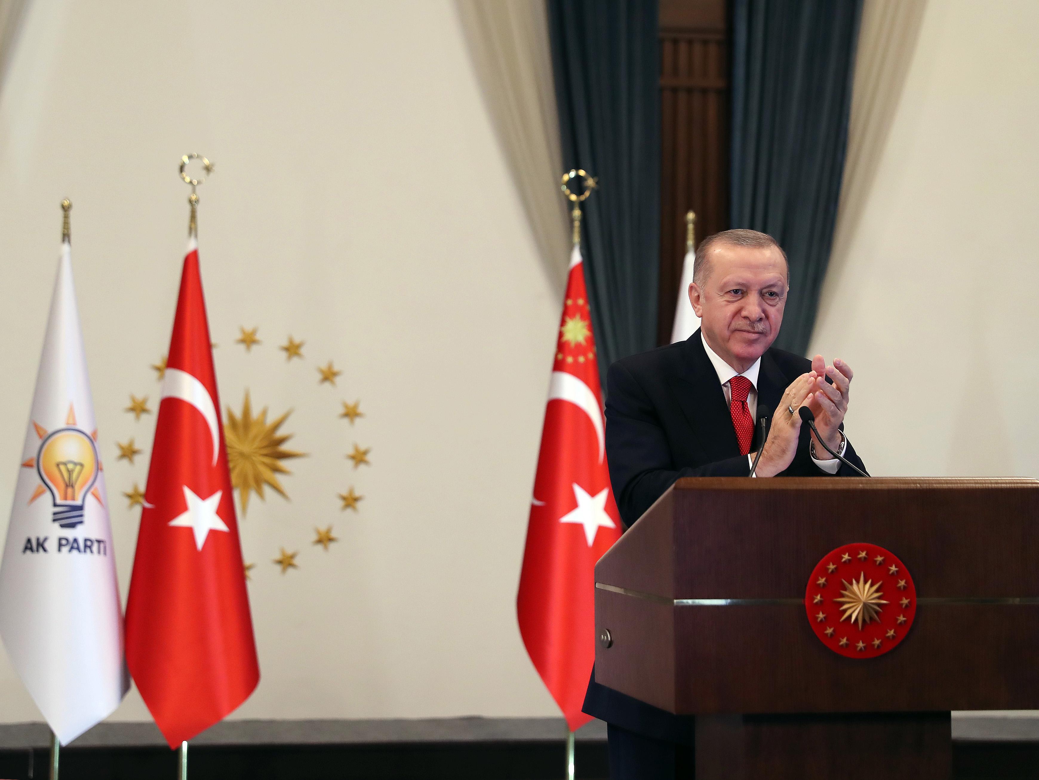Erdoğan, net konuştu: Milletin desteğini alamayan kimseye ülkenin yönetimi teslim edilemez