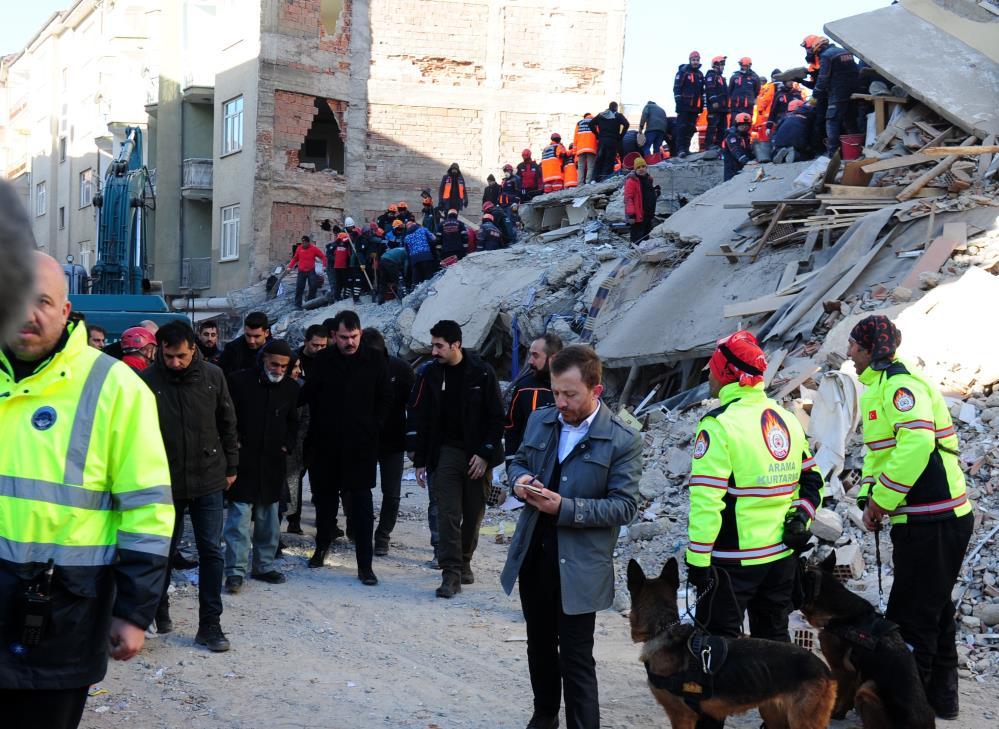 Elazığ depremi merkez üssü neresi, kaç şiddetinde oldu? Elazığ depremi şiddeti
