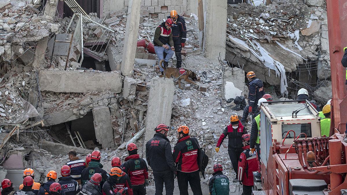 Elazığ depreminde kurtarılanlar | Kurtarılan sayısı