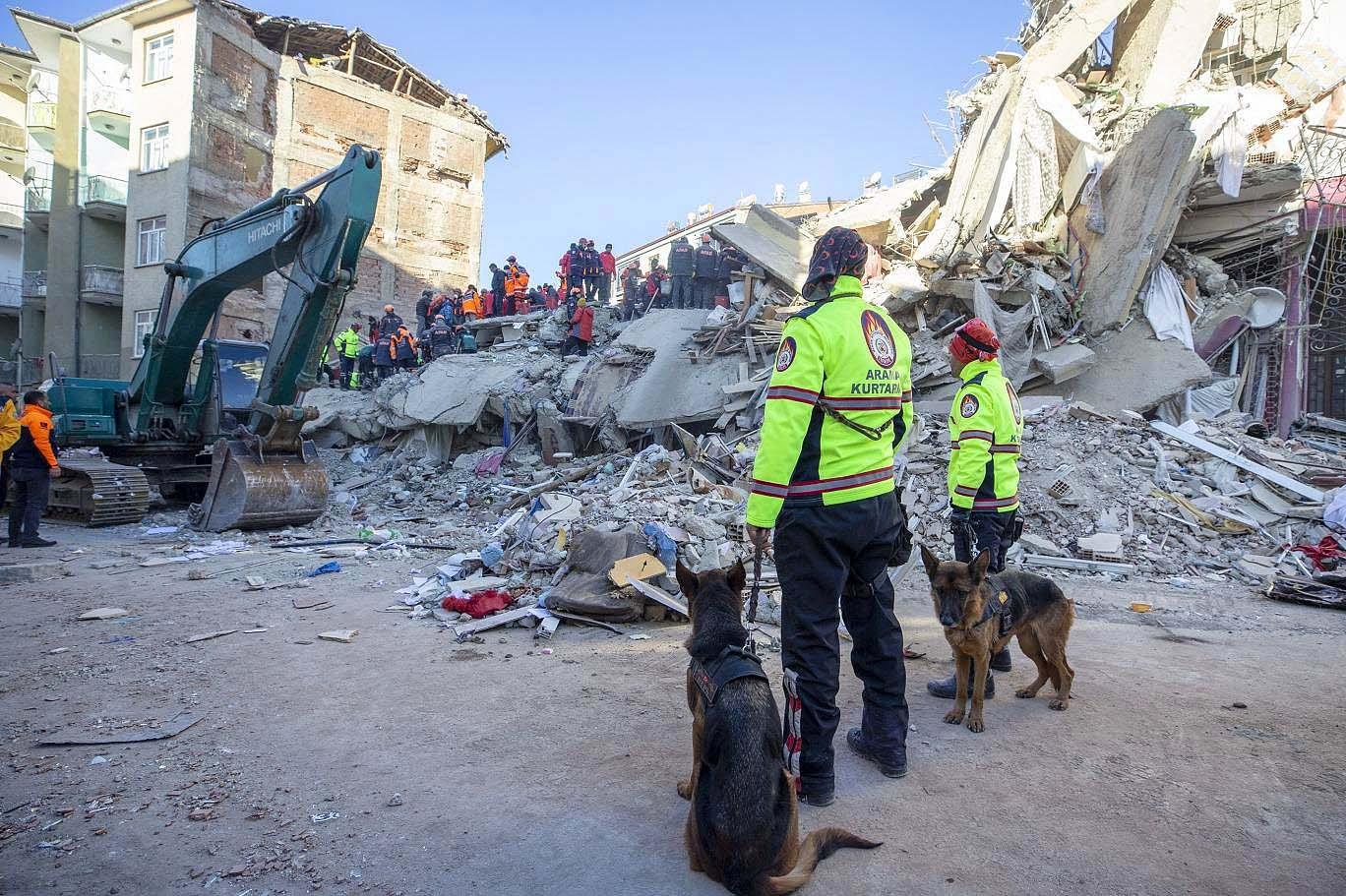 Elazığ depreminde kaç bina çöktü? Kaç bina hasar gördü? İşte yıkılan bina sayısı