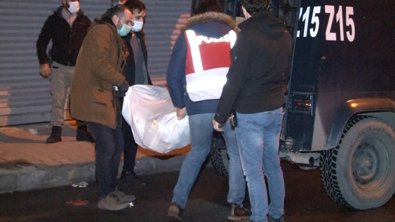 HDP Esenyurt ilçe binasına yapılan 6 saatlik operasyon sona erdi!