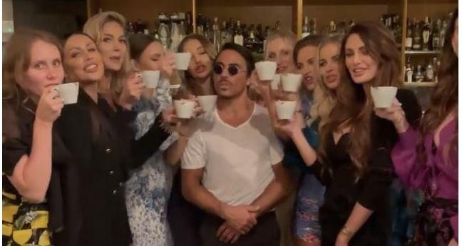 Nusret'in Dubai'de çektiği kahve videosu sosyal medyayı salladı