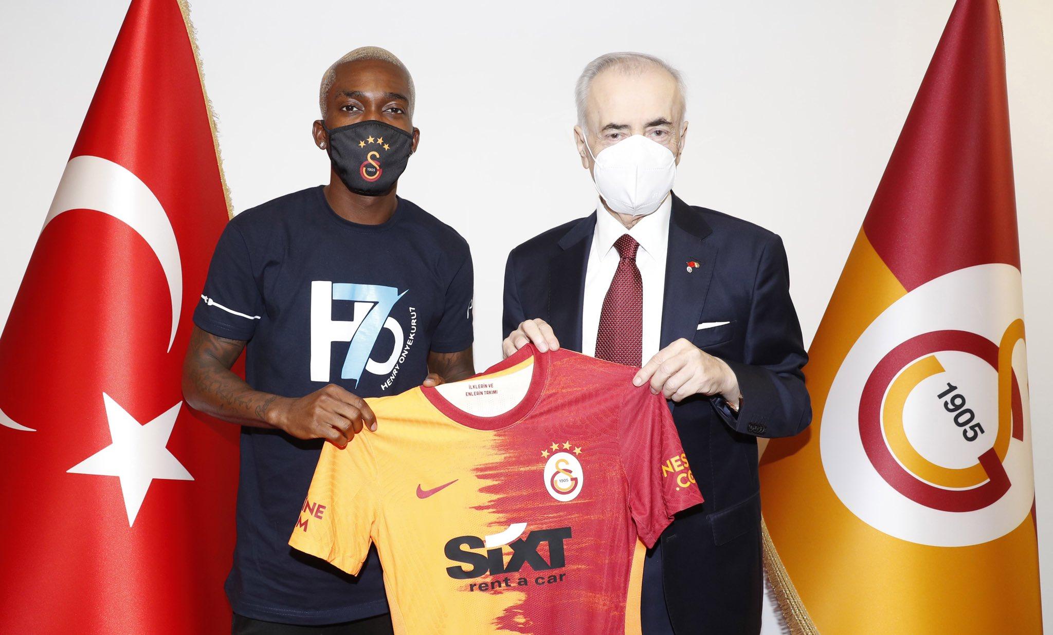 Resmi açıklama geldi! Henry Onyekuru Galatasaray'da