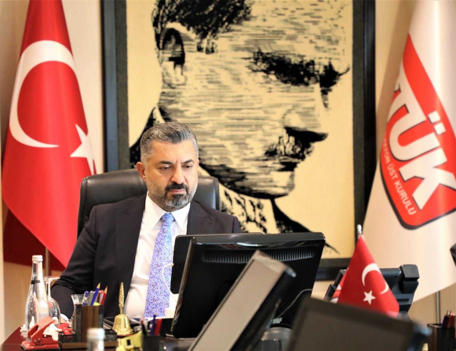 Son dakika... RTÜK'de seçim sona erdi: Ebubekir Şahin yeniden başkan seçildi