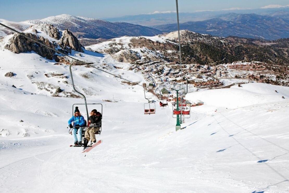 Son dakika... İçişleri Bakanlığından kayak merkezleri genelgesi: Müsaade edilmeyecek