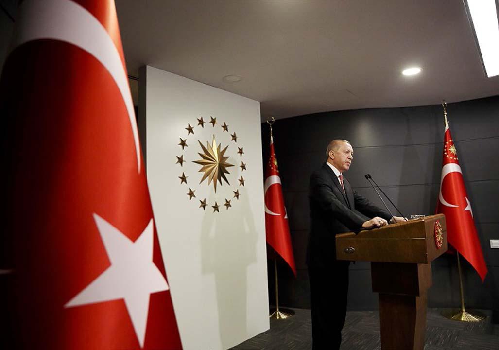 Cumhurbaşkanı Erdoğan'dan Holokost Anma Günü mesajı: Uluslararası toplum harekete geçmelidir