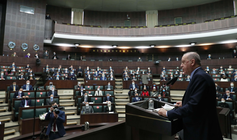 Cumhurbaşkanı Erdoğan müjdeyi verdi: Lokanta ve kafelere destek ödemesi yapılacak