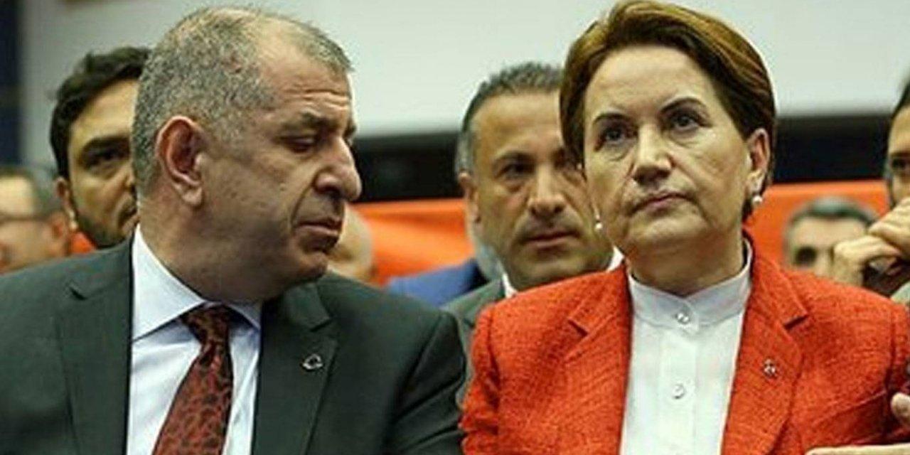 Ümit Özdağ'dan Meral Akşener hakkında zehir zemberek sözler: Kalleşlikle karşı karşıya kaldım!