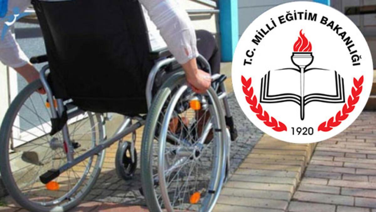 Engelli Öğretmen ataması 2021 kontenjanları