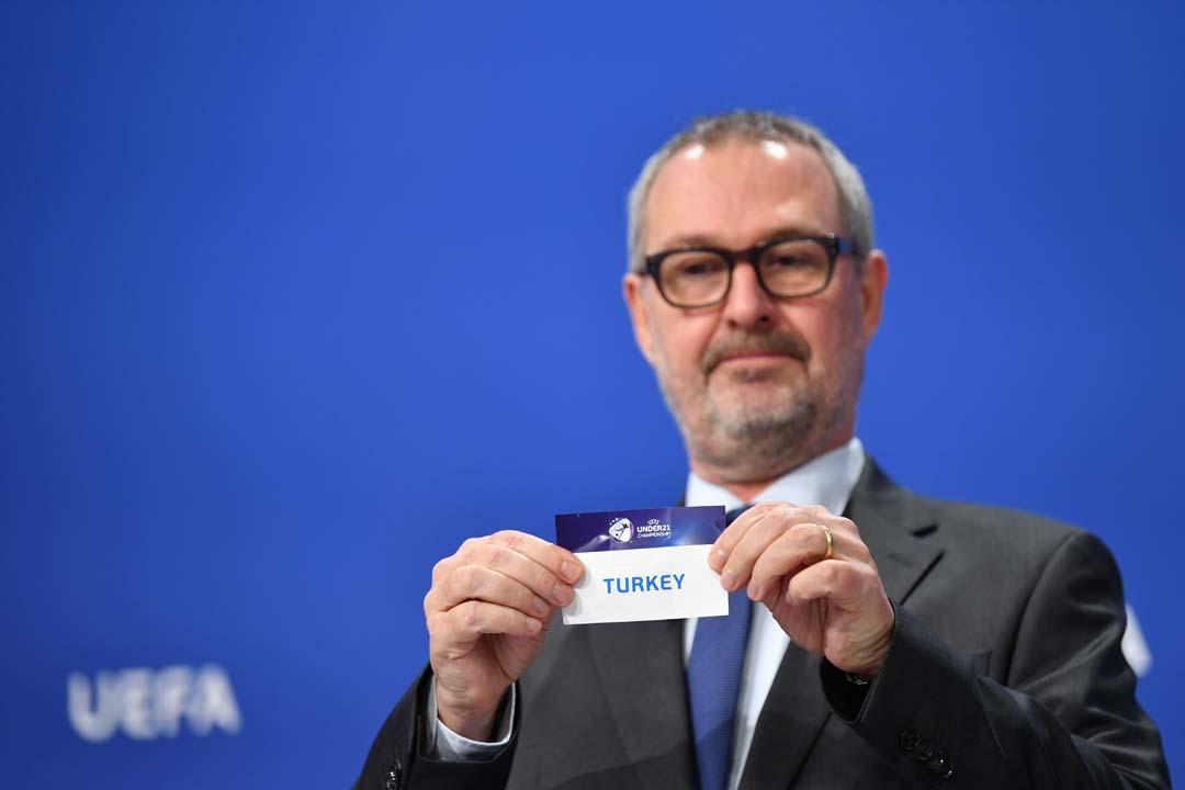 Ümit Milli Takım'ın 2023 UEFA Avrupa Şampiyonası rakipleri belli oldu