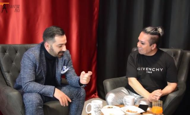 Murat Övüç'ten bomba itiraf: Hem erkek hem kadın sevgilim var