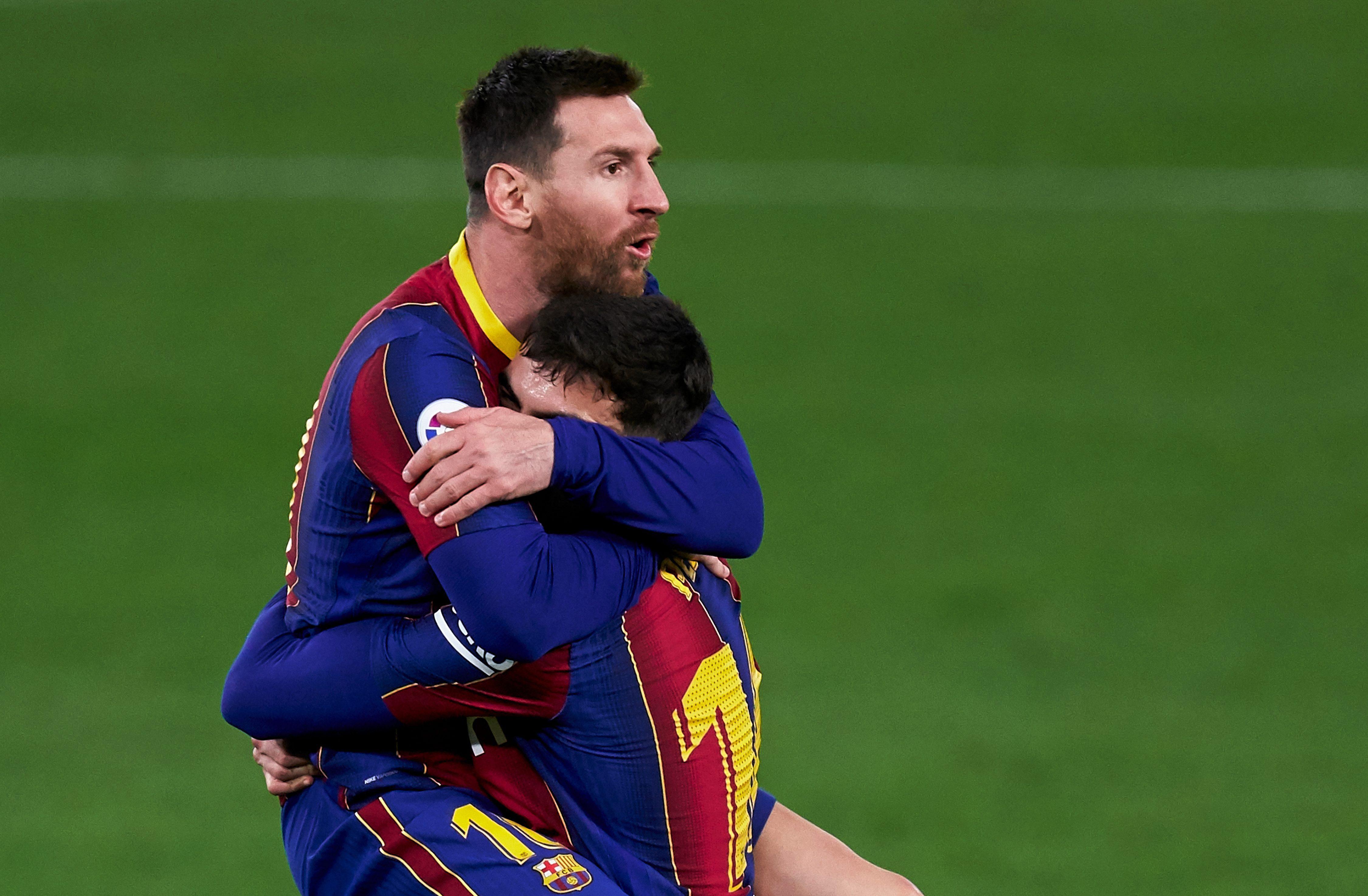 Manchester City, Lionel Messi için transfer planını belirledi!