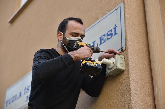 """Tuzla'da güvenlik """"Güvenli Tuzla"""" Projesi ile 7/24 sürmeye devam ediyor!"""